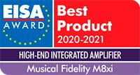 musical fidelity m8xi eisa ward