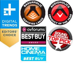 svs sb-1000 pro awards